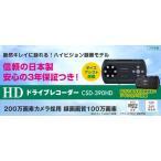 ショッピングドライブレコーダー ドライブレコーダー セルスター CSD-390HD ツインカメラ搭載 100万画素ハイビジョン
