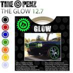 【送料無料】【TIRE PENZ】THE GLOW グロウ 12.7mm×9M リフレクトラインテープ 塗装保護接着剤 リムステッカー ホイールテープ タイヤペンズ【あすつく対応】