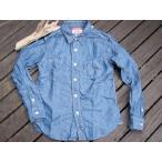 ウエス UES 500954 シャンブレーワークシャツ