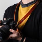ショッピングカメラ ストラップ カメラストラップ レザー ドゥラム カメラストラップ A  DURAMプレゼント 男性 誕生日 就職祝い