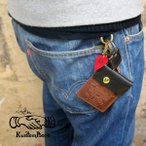 カスタムピースのShake hands 携帯灰皿orコインケース KP006-01 KUSTOM-PIECE