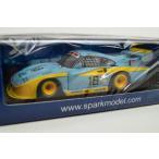 新品43SE82 スパーク 1/43 ポルシェ 935 JLP3 #18 winner 12h Sebring 1982 John Parl - John Parl Jr.