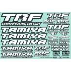 42164 TRFシリーズ TRFステッカーC タミヤ/新品