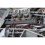 取寄せM-126 CMC 1/18 マセラティ ティーポ バードケージ 61 エンジン ケース付
