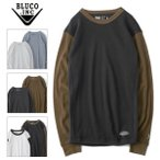 BLUCO WORK GARMENT/ブルコ 2PAC THERMAL SHIRTS -set-in-/サーマルシャツ・全3種