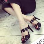 ショッピングミュール 人気新品 ミュール サンダル ハイヒール レディース ミュール ヒール ミュールサンダル ビンヒール 7cm 夏 サンダル 大きいサイズ 通勤 オフィス 婦人靴