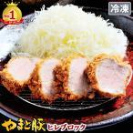 里脊肉 - やまと豚ヒレ肉ブロック300g