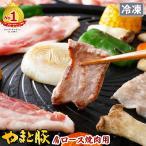 やまと豚肩ロース焼肉用500g | [冷凍] 豚肉 豚肉ロース 焼肉 焼き肉 焼き肉用肉 バーベキュー 肉 お肉 豚 お取り寄せグルメ 食品 食べ物 ギフト 内祝い お返し