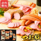 BPS-50 やまと豚 ベーコン ハム ソーセージ ギフト | [冷蔵] 送料無料 贈り物 内祝い ウインナー ハムギフト 詰め合わせ お取り寄せグルメ 肉 お肉 食べ物 食品