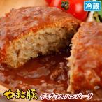 おうちDEレストラン デミグラス ハンバーグ 160g | [冷蔵] ハンバーグ ハンバーグステーキ ギフト レトルト 高級 惣菜 お惣菜 肉 お肉 牛肉 豚肉