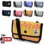 メール便対応CHUMS ミニポーチ スウェットチャムス CH60-0727 ショルダーバッグ Mini Pouch SweatiPhone7