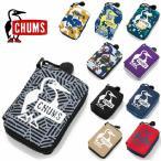 メール便対応 CHUMS チャムス エコキージップ キーケース Eco Key Zip Case CH60-2486 キーホルダー コインケース