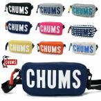 チャムス ショルダーバッグ スウェット ボートロゴ CHUMS CH60-2523 Big PouchSweat ポーチ 斜め掛け