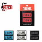 メール便対応 CHUMS チャムスロゴエンボスステッカー チャムス CH62-1125 CHUMS Logo Emboss アウトドア シール スマホ 携帯