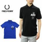 フレッドペリー バックプリントポロシャツ SM51...