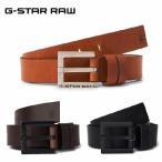 ジースターロウ レザーベルト 本革 G-STAR RAW メンズ D04164-3127 DUCO BELT