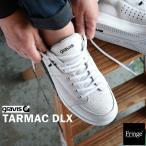 メンズ GRAVIS グラビス TARMAC DLX  ターマック DLX 01000 WHITE