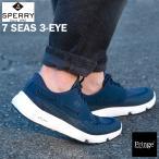 メンズ SPERRY TOPSIDER スペリートップサイダー 7 SEAS 3-EYE  NAVY