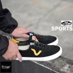 VANS バンズ  ヴァンズ スニーカー 即納 SPORTS EPOCH スポーツ メンズ 限定 復刻バージョン US本国企画 スエードブラック/イエロー