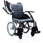 車椅子 車いす カワムラサイクル WAP16-40(42)S 介助