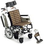 車椅子 車いす MiKi/ミキ SKT-7 アルミ製 介助用[介助