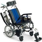 車椅子 車いす MiKi/ミキ TRC-2 アルミ製 介助用[介助