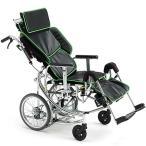 車椅子 車いす MiKi/ミキ NEXTROLLER_spII アルミ製