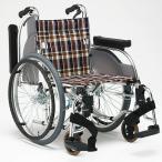 ショッピング車 車椅子 車いす 松永製作所 AR-501 自走用 車椅子