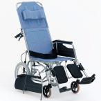 車椅子 車いす 松永製作所 CM-54 リクライニング スチール製 車椅子 介助ブレーキなし