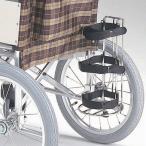 MiKi/ミキ 車椅子 ボンベ架 MS-134 車椅子関連用品