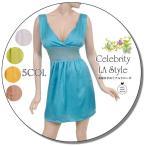 インポート ワンピース LA ファッション 服 ドレッシー&セクシー カラードレス レディース / wow037