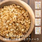 グラノーラ 大麦グラノーラ 九州産大麦使用 4種類から選べる2個セット 九州大麦グラノーラ 国産原料100% 国産 無添加 食物繊維 シリアル