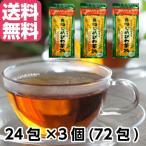 【メール便発送】十津川農場 ねじめびわ茶24×3個セット