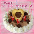 フロム蔵王 バースデーアイスケーキ    誕生日ケーキ