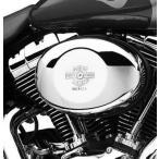 ショッピングハーレーダビッドソン ハーレーダビッドソン Harley Davidson  ノスタルジック・バー&シールドロゴ・エアクリーナーカバー/TWIN-CAM用  SOFTAIL FLSTN Softail Deluxe用