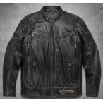 ショッピングハーレーダビッドソン ハーレーダビッドソン メンズ レザー ジャケット  Harley-Davidson  Men's Tifton Leather Jacket