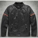 ハーレーダビッドソン メンズ レザー ジャケット  Harley-Davidson  Men's Varick Leather Jacket