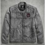 ハーレーダビッドソン Harley Davidson  メンズ ジャケット  Men's Washed Down Jacket