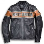 Harley Davidson  ハーレーダビッドソン メンズ レザー ジャケット  Men's Victory Lane Leather Jacket