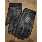 ハーレーダビッドソン グローブ  Harley Davidson   Men's Virtue Distressed Leather Gloves