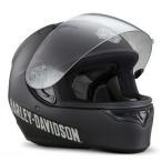 ショッピングハーレーダビッドソン ハーレーダビッドソン Harley Davidson  ヘルメット  Men's Fulton Full-Face Helmet  マットブラック