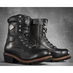 ショッピングハーレーダビッドソン ハーレーダビッドソン Harley Davidson  メンズ ブーツ  Men's Tyson Performance Boots    ブラック