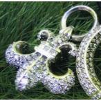 クロムハーツ  Chrome Hearts ダイヤモンド装飾 18金WG製 BSフレアー ペンダントトップ