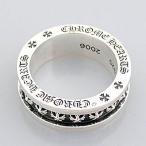 ●クロムハーツ  Chrome Hearts  リング ミニCHプラスリング mini ch plus Ring