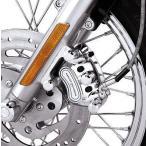 ショッピングハーレーダビッドソン ハーレーダビッドソン Harley Davidson  クローム・フロントキャリパーキット  SOFTAIL FLSTF Fat Boy ファットボーイ用
