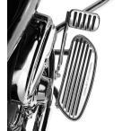 ショッピングハーレーダビッドソン ハーレーダビッドソン Harley Davidson  ステルス・コレクション/フットボードインサート/ライダー用スウィプトウイング