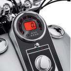 ハーレーダビッドソン Harley Davidson  コンビネーション デジタルスピードメーター/アナログサーモメーター