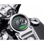 ショッピングハーレーダビッドソン ハーレーダビッドソン Harley Davidson  コンビネーション デジタルスピードメーター/アナログサーモメーター