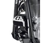 ショッピングハーレーダビッドソン ハーレーダビッドソン Harley Davidson  ボルテージ・レギュレーターカバー/ダイナモデル用  DYNA FXDF Fat Bob ファットボブ用