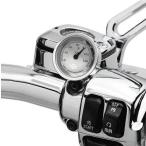 ショッピングハーレーダビッドソン ハーレーダビッドソン Harley Davidson  マスターシリンダークランプサーモメーター (B) 摂氏表示  Harley-Davidson  Master Cylinder Clamp Thermometer